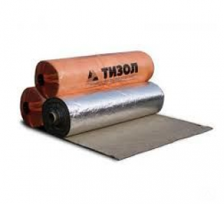 Материал огнезащитный МБОР-5Ф 10м.х1м.х5мм.(10м2)