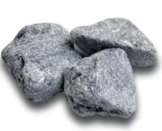 Камень для сауны талькохлорит галтованный