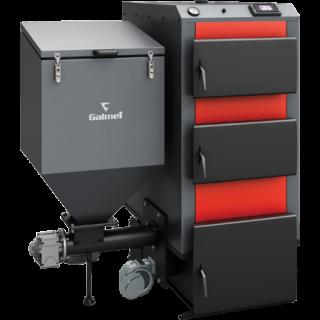 Автоматический угольный котел GALMET TRIO