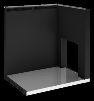 Напольные экраны защитные