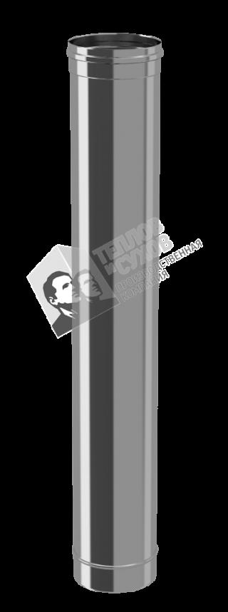 Дымоход 1 м 0,8 мм