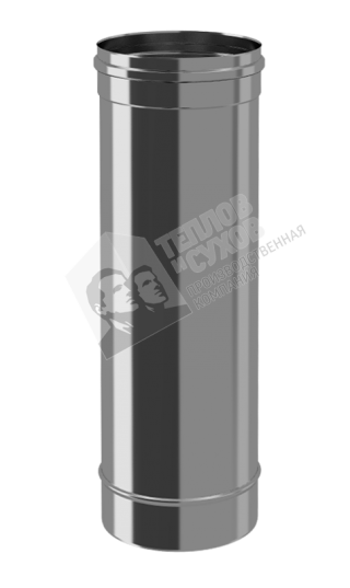 Дымоход 50 см 0,8 мм