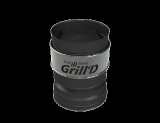 GrillD Оголовок-дефлектор К