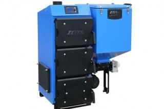 Автоматический угольный котел ZOTA «Forta»