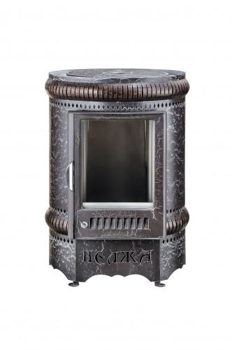 Печь отопительно-варочная Нелжа ПФ (Русский сувенир)