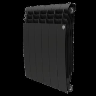 Радиатор Biliner 500/Noir Sable - 4 секц.