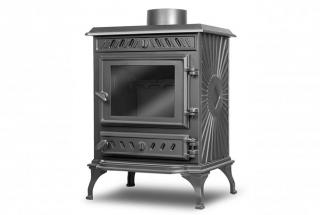 Чугунная печь-камин Kaw-Met (P 3)