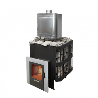 Банная печь-сетка «Синара Скала Порта»