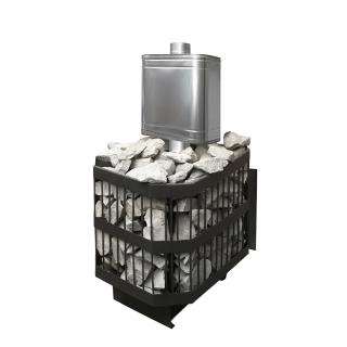 Банная дровяная печь «Синара Скала»