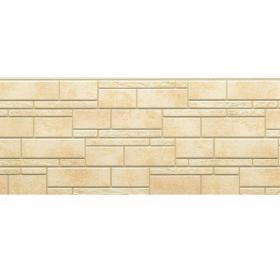Фиброцементная панель NICHIHA Камень (Песочный) WFX393 455*1010*14 мм