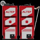 Твердотопливный котел Альтеп Classic Plus с ручной загрузкой топлива (10 кВт)