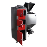 Автоматический угольный котел GALMET PRO