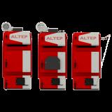 Твердотопливный котел Альтеп TRIO UNI PLUS с боковой чисткой