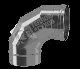 Отвод 90 гр 0,5 мм