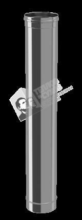 Дымоход 1 м 0,5 мм