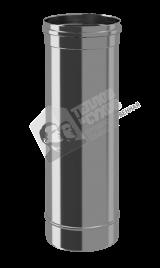 Дымоход 50 см 0,5 мм