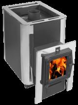Банная печь длительного горения  ДоброПар ЧДС 9-14