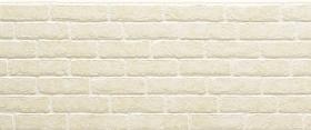 Фиброцементная панель NICHIHA Кирпич (Белый) EFX3253 455*3030*16 мм