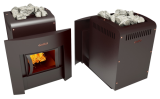 Дровяная банная печь Optima 150