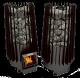 Дровяная банная печь Cometa Vega 180